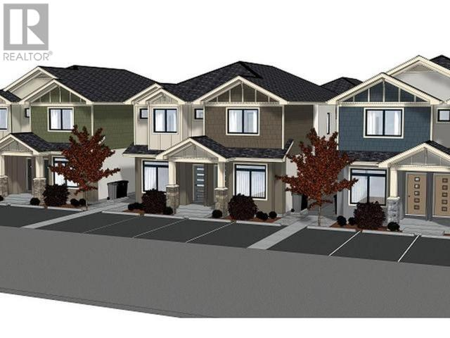 For Sale: 76 Roy Avenue, Penticton, BC | 3 Bed, 3 Bath Townhouse for $425,000. See 1 photos!