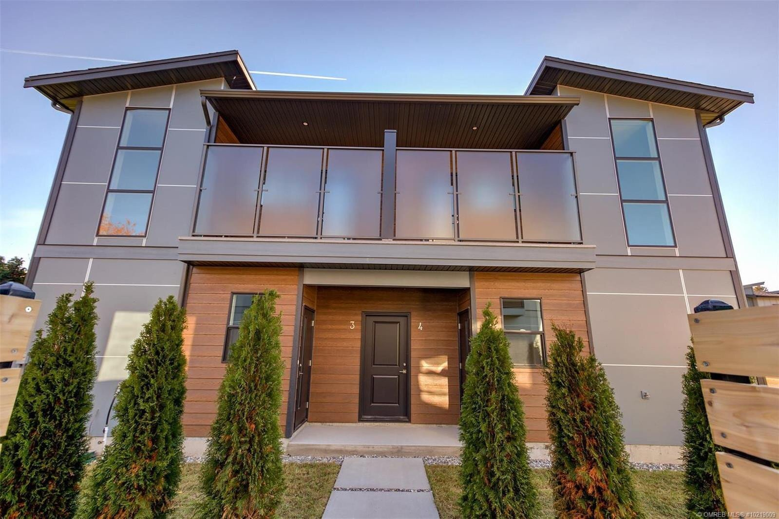 Townhouse for sale at 771 Raymer Ave Unit 4 Kelowna British Columbia - MLS: 10219009