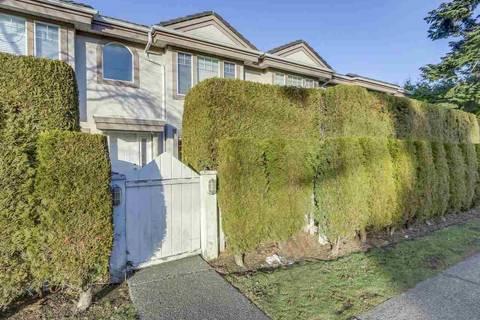 Townhouse for sale at 7760 Minoru Blvd Unit 4 Richmond British Columbia - MLS: R2396061