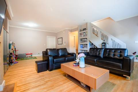 Townhouse for sale at 7833 St. Albans Rd Unit 4 Richmond British Columbia - MLS: R2383410