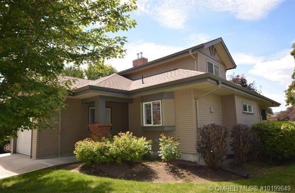 Townhouse for sale at 788 Rutland Rd North Unit 4 Kelowna British Columbia - MLS: 10199649