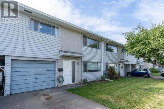 Townhouse for sale at 800 Valhalla Dr Unit 4 Kamloops British Columbia - MLS: 158580