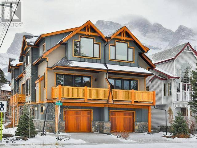 Townhouse for sale at 802 6th St Unit 4 Canmore Alberta - MLS: 52139