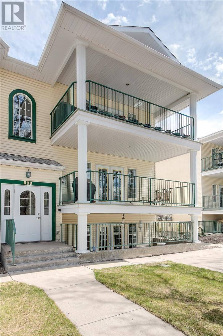 Condo for sale at 809 6 St S Unit 4 Lethbridge Alberta - MLS: ld0188565
