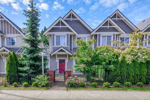 Townhouse for sale at 8200 Blundell Rd Unit 4 Richmond British Columbia - MLS: R2411135