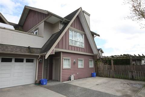 Townhouse for sale at 8200 Williams Rd Unit 4 Richmond British Columbia - MLS: R2360078