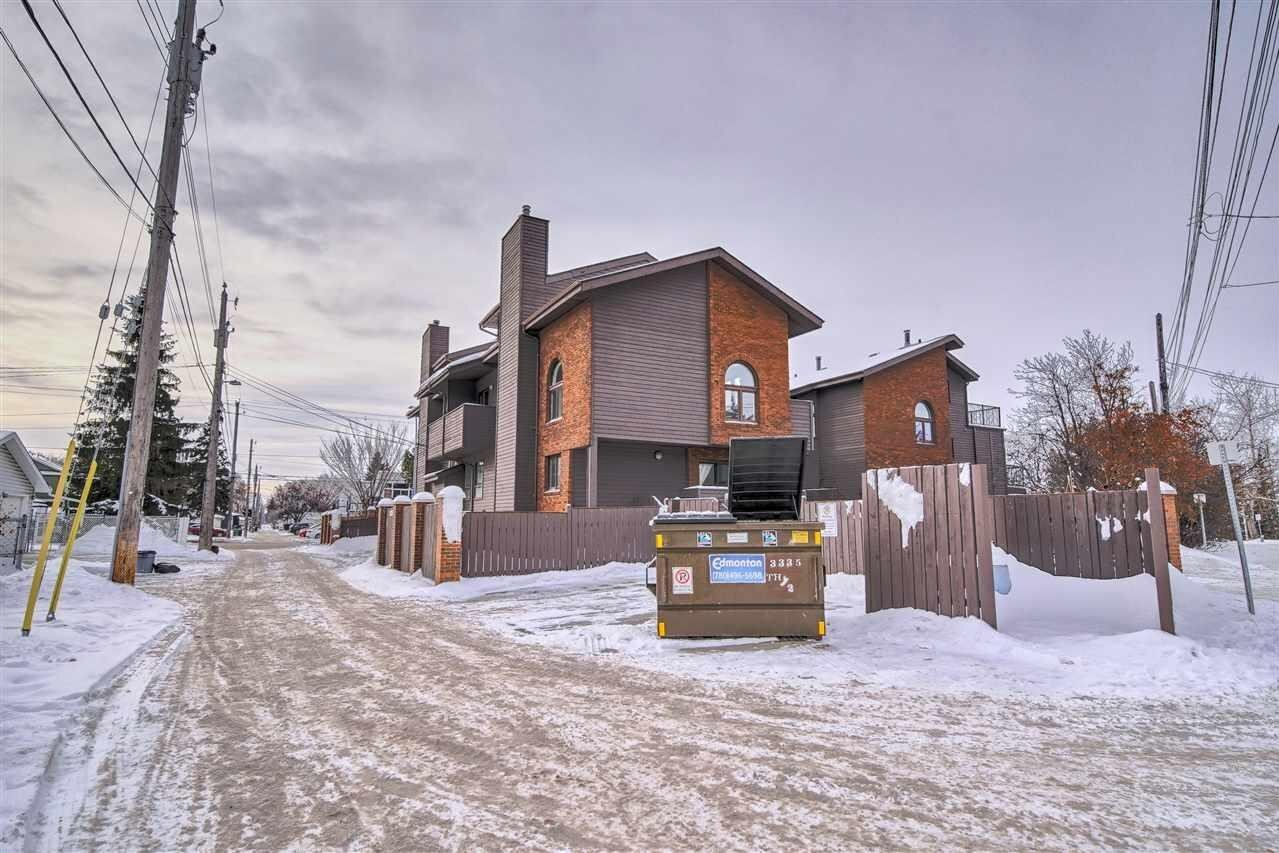Townhouse for sale at 8325 Rowland Rd NW Unit 4 Edmonton Alberta - MLS: E4212643