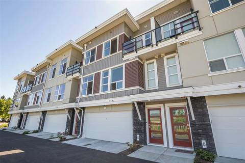 Townhouse for sale at 8466 Midtown Wy Unit 4 Chilliwack British Columbia - MLS: R2396793