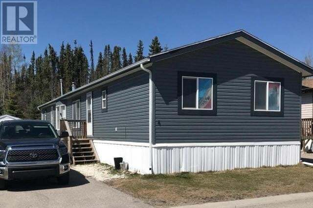 Residential property for sale at 851 63 St/grande Pr. Tr Unit 4 Edson Alberta - MLS: 52440
