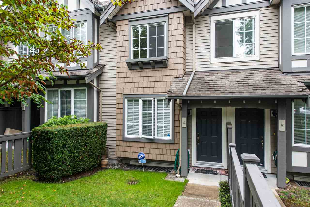 For Sale: 4 - 8533 Cumberland Place, Burnaby, BC | 4 Bed, 4 Bath Townhouse for $860,000. See 20 photos!