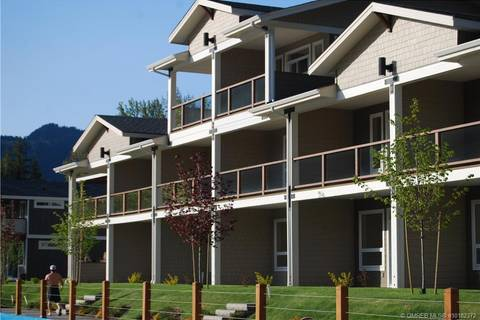 Townhouse for sale at 8843 97a Hy Unit 4 Sicamous British Columbia - MLS: 10182372