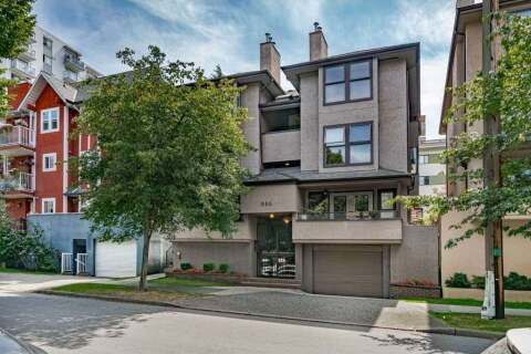 Condo for sale at 886 Broughton St Unit 4 Vancouver British Columbia - MLS: R2480763