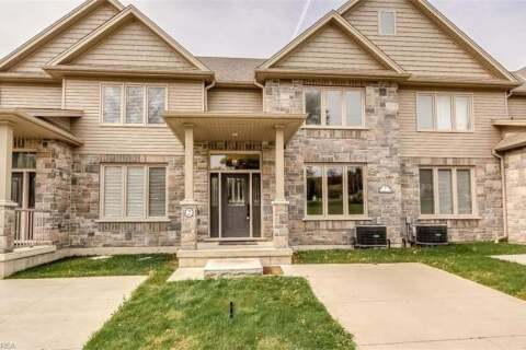 Townhouse for sale at 9 Old Hamilton Rd Unit 4 Port Dover Ontario - MLS: 40005521