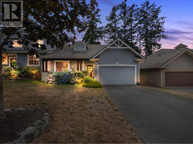 Townhouse for sale at 912 Brulette Pl Unit 4 Mill Bay British Columbia - MLS: 459691