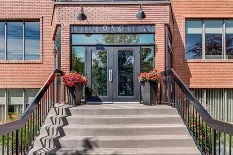 Condo for sale at 934 Memorial Dr Northwest Unit 4 Calgary Alberta - MLS: C4290154