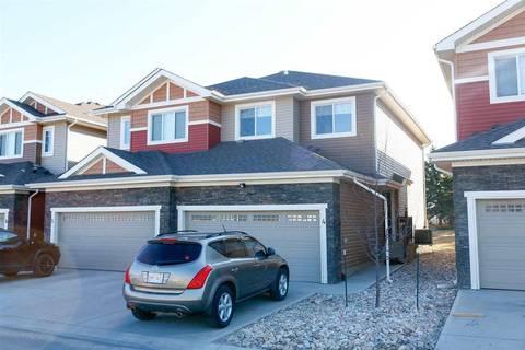 Townhouse for sale at 94 Longview Dr S Unit 4 Spruce Grove Alberta - MLS: E4153669