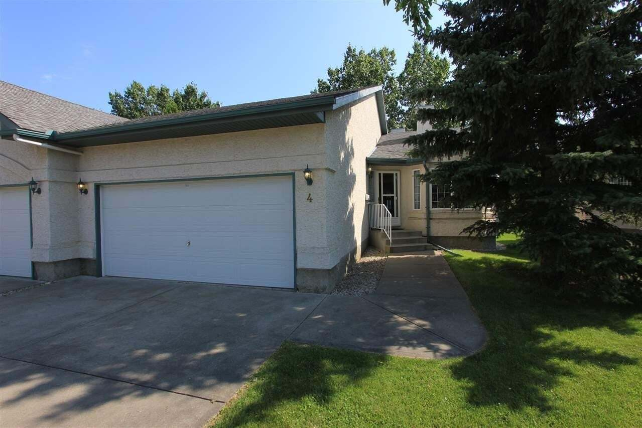 Townhouse for sale at 9420 172 St NW Unit 4 Edmonton Alberta - MLS: E4208775