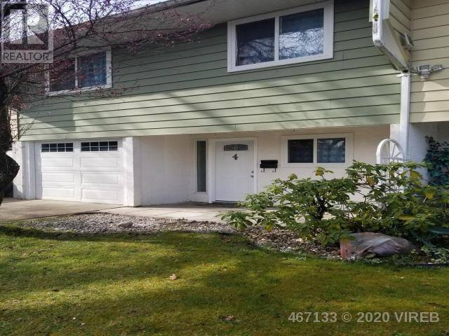 Townhouse for sale at 961 Trunk Rd Unit 4 Duncan British Columbia - MLS: 467133