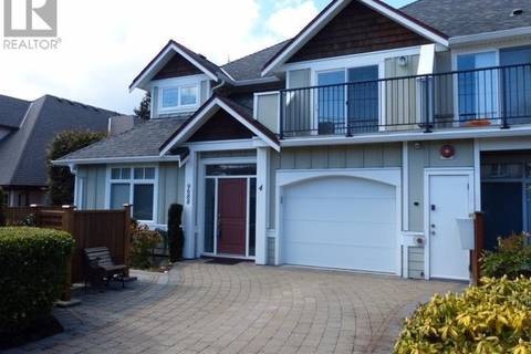 Townhouse for sale at 9688 Second St Unit 4 Sidney British Columbia - MLS: 406655