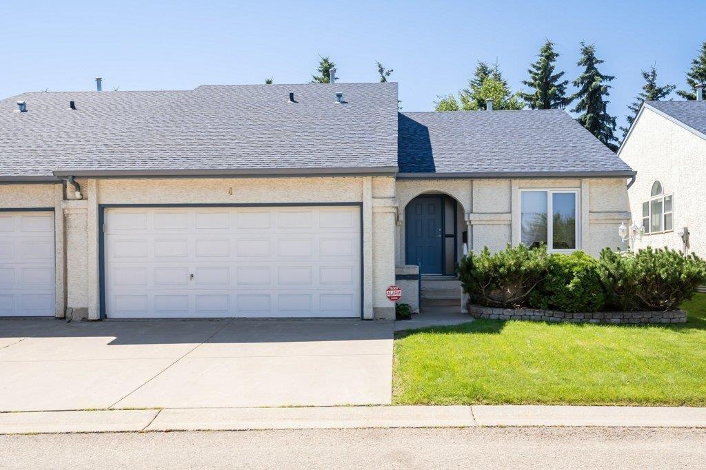 Townhouse for sale at 9718 176 St NW Unit 4 Edmonton Alberta - MLS: E4224669