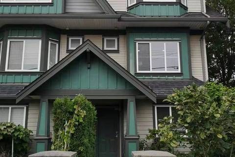 Townhouse for sale at 9791 Granville Ave Unit 4 Richmond British Columbia - MLS: R2410211