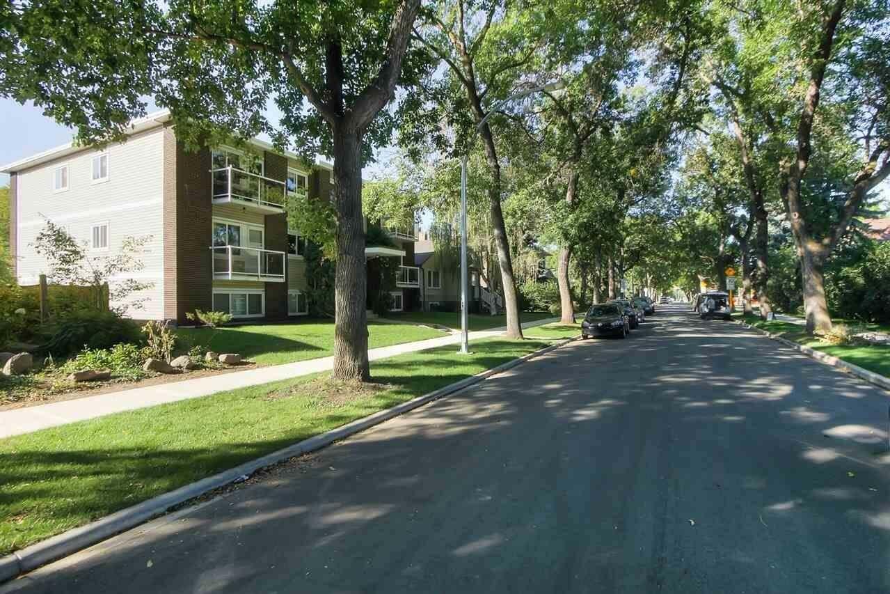 Condo for sale at 9933 85 Av NW Unit 4 Edmonton Alberta - MLS: E4214486