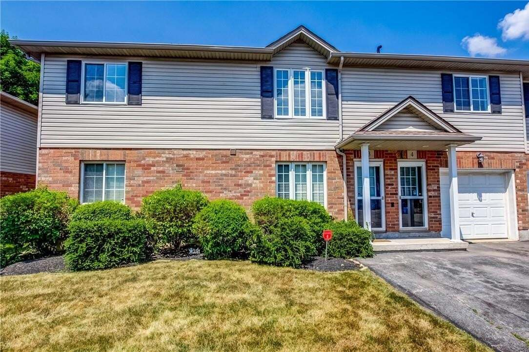 House for sale at 996 Rymal Rd E Unit 4 Hamilton Ontario - MLS: H4082388