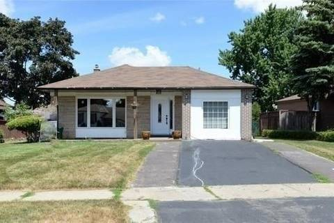 House for sale at 4 Aberdeen Cres Brampton Ontario - MLS: W4385830