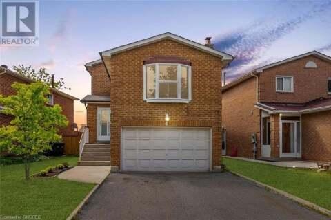 House for sale at 4 Alabaster Dr Brampton Ontario - MLS: 40022551