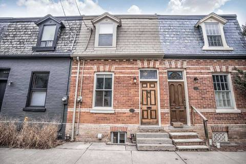 Townhouse for sale at 4 Alpha Ave Toronto Ontario - MLS: C4728208