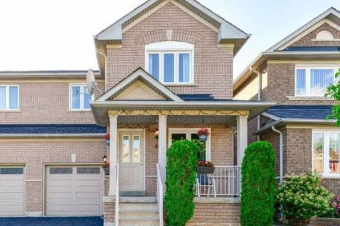 Townhouse for sale at 4 Anglers Catch Ln Brampton Ontario - MLS: W4549608