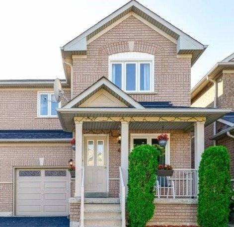 Townhouse for rent at 4 Anglers Catch Ln Brampton Ontario - MLS: W4646372