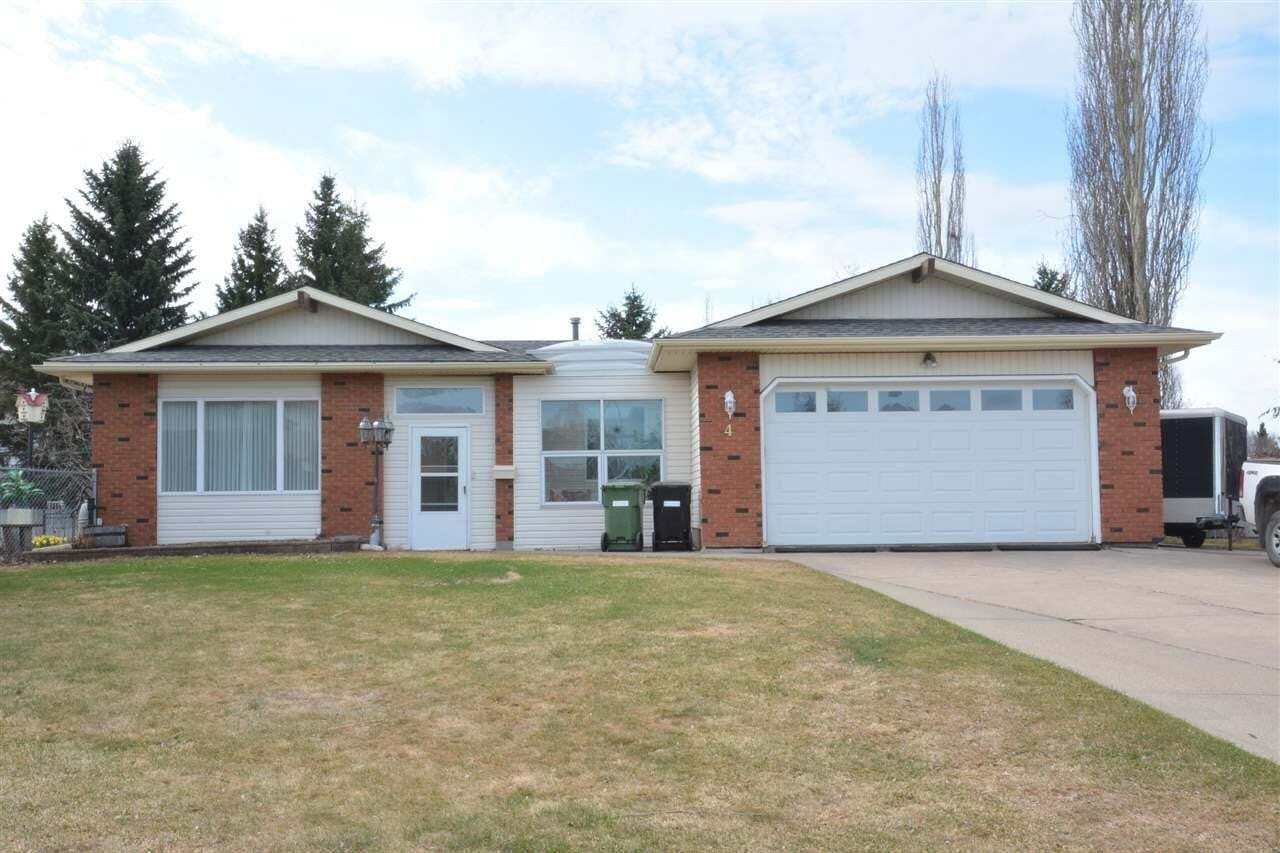House for sale at 4 Arndt Co Leduc Alberta - MLS: E4196129