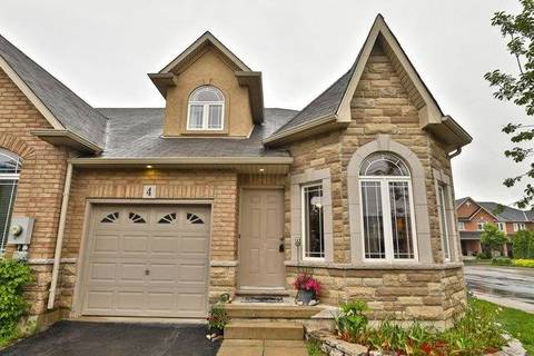 Townhouse for sale at 4 Aster Ave Hamilton Ontario - MLS: X4579578