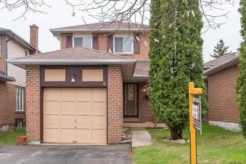 House for sale at 4 Aurora Pl Brampton Ontario - MLS: W4475018