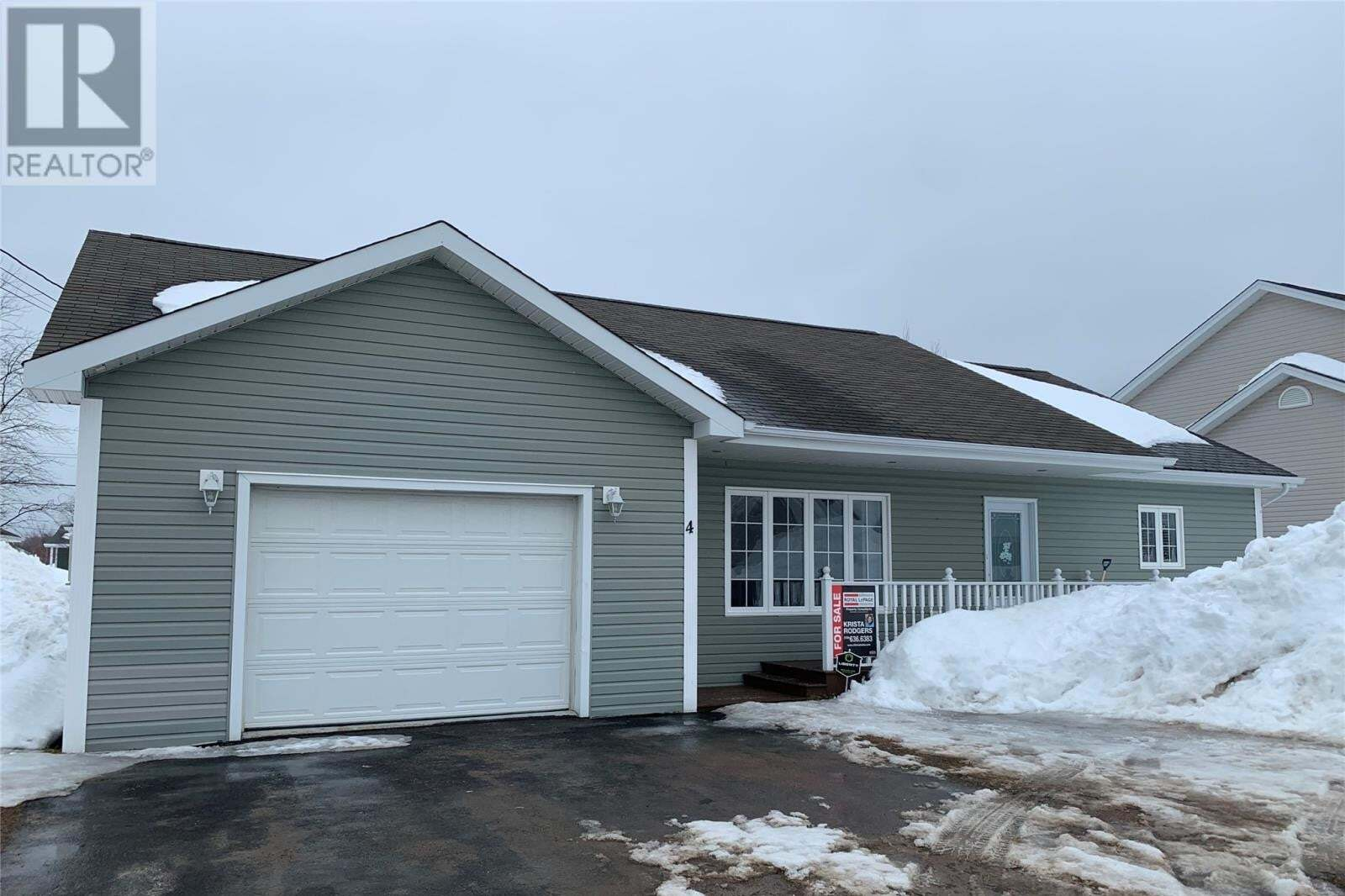 House for sale at 4 Ball St Deer Lake Newfoundland - MLS: 1212613