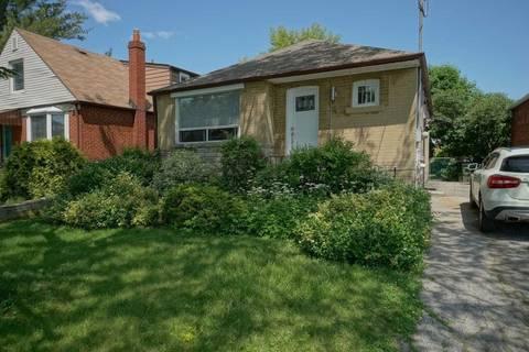 House for rent at 4 Barrett (main Floor) Rd Toronto Ontario - MLS: E4755754