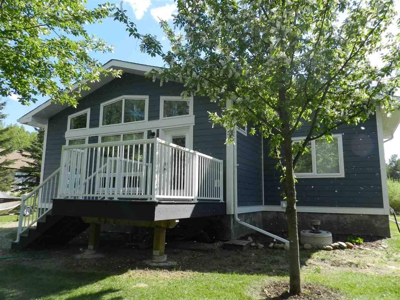 House for sale at 4 Bay Dr Rural Lac Ste. Anne County Alberta - MLS: E4154607