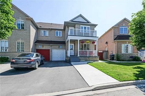 Townhouse for sale at 4 Beachsurf Rd Brampton Ontario - MLS: W4495418