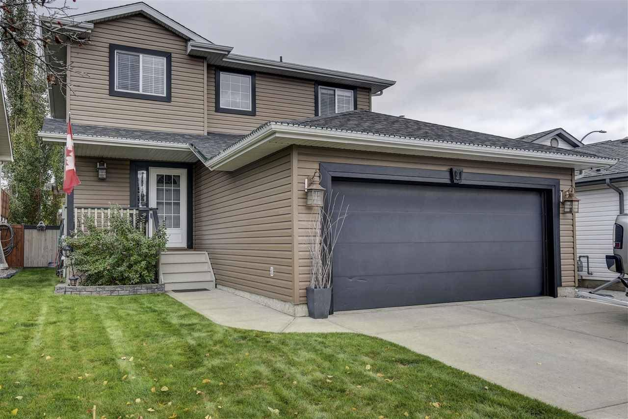 House for sale at 4 Belfry Fairway Cres Stony Plain Alberta - MLS: E4175338