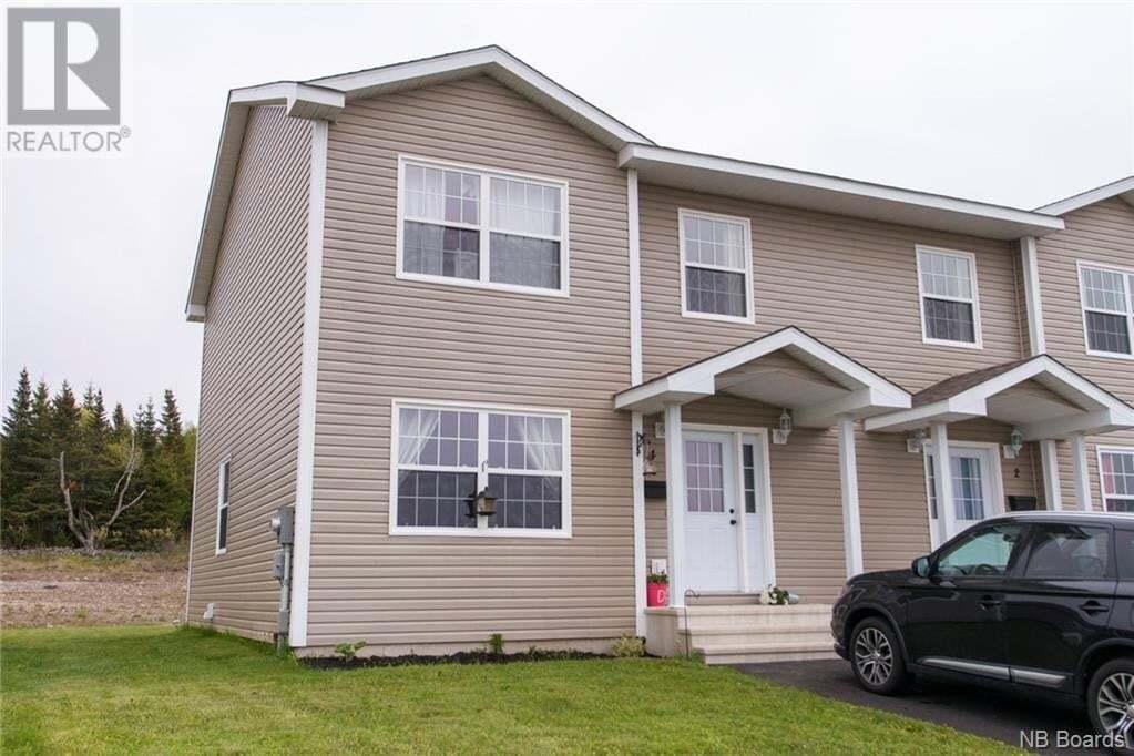 House for sale at 4 Bernice Ct Saint John New Brunswick - MLS: NB045634