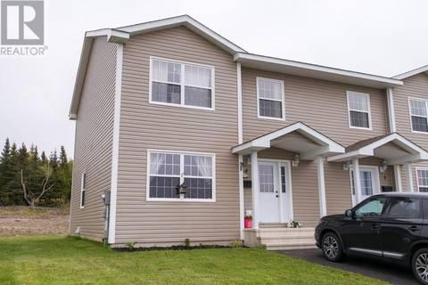 House for sale at 4 Bernice Ct Saint John New Brunswick - MLS: NB025892