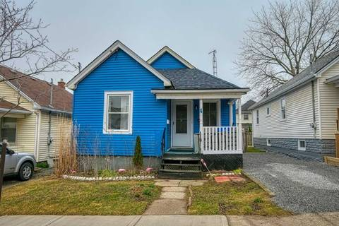 House for sale at 4 Berryman Ave St. Catharines Ontario - MLS: X4730185