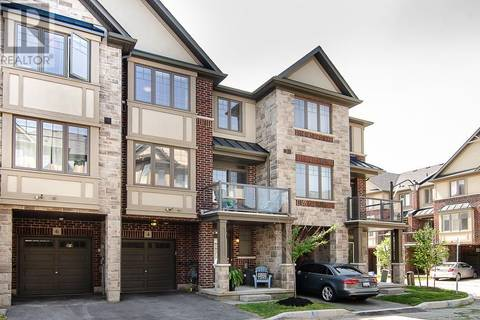 Townhouse for sale at 4 Bird Ln Ancaster Ontario - MLS: 30749139