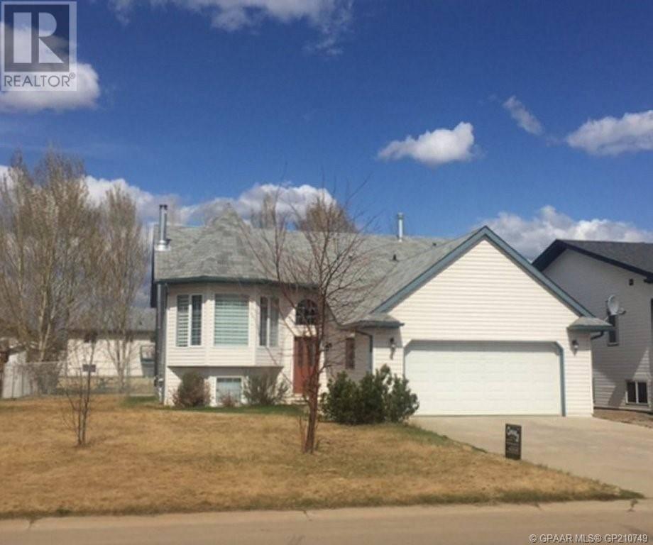 House for sale at 4 Bjornson Ave High Level Alberta - MLS: GP210749