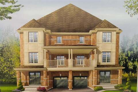 Townhouse for sale at Blk 91 Lows Hill Circ Unit 4 Caledon Ontario - MLS: W4774085