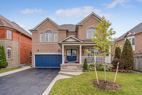 House for sale at 4 Bumblebee Cres Brampton Ontario - MLS: W4576658