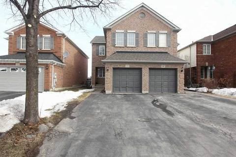 Townhouse for sale at 4 Bunchberry Wy Brampton Ontario - MLS: W4701643