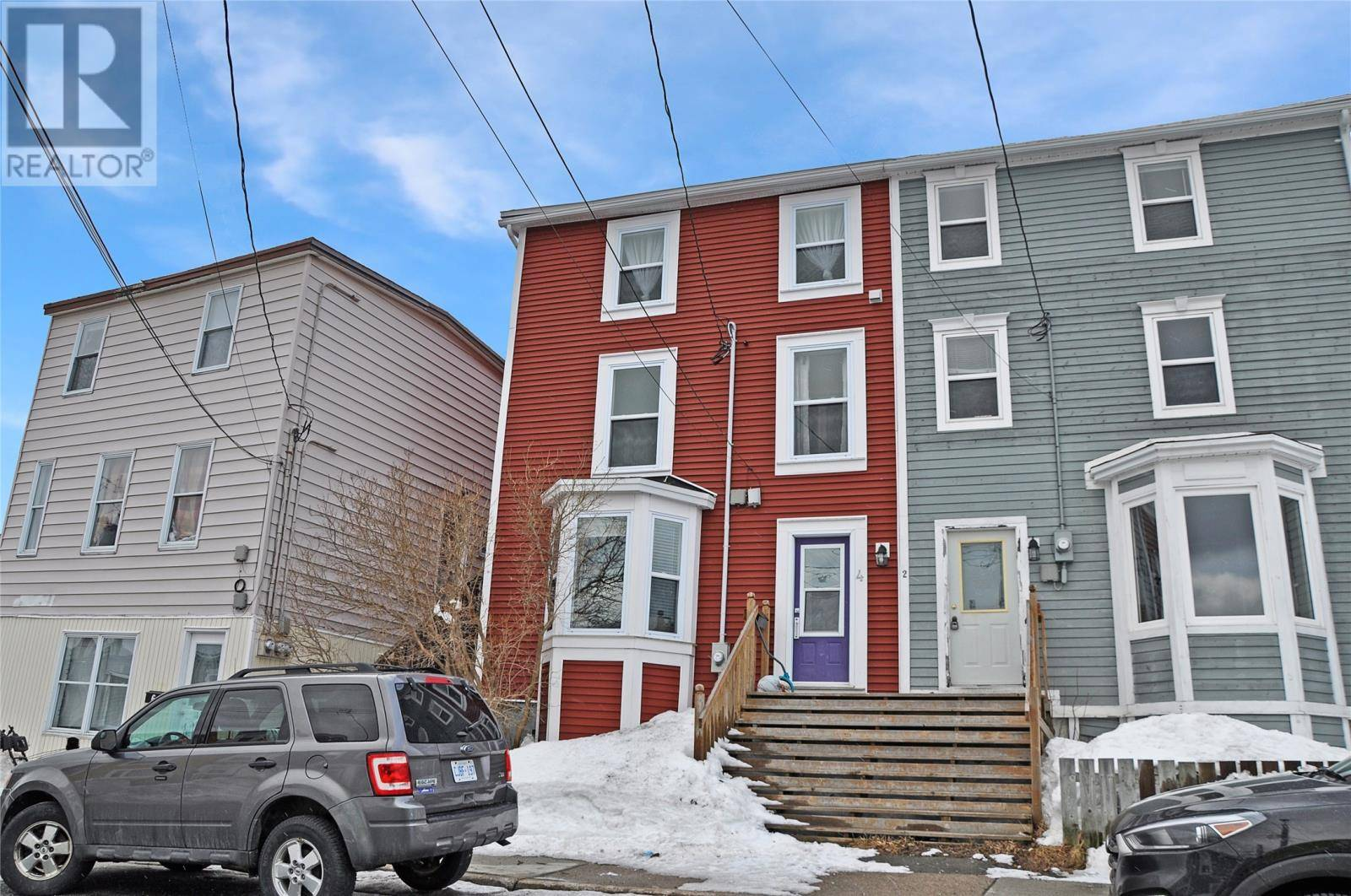 House for sale at 4 Cabot St St. John's Newfoundland - MLS: 1212191