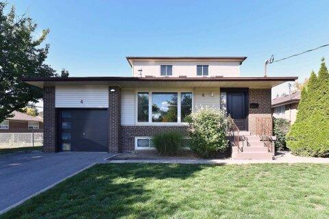 House for sale at 4 Camlac Pl Toronto Ontario - MLS: E4947481